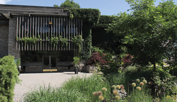 gardenhall