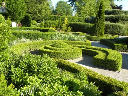 The Knot Garden