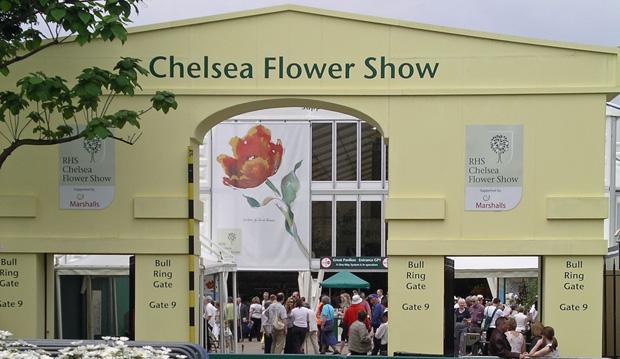 1Chelsea Flower Show Entrance
