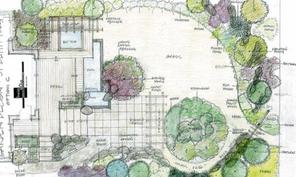 Certificate in garden design toronto botanical for Botanical garden design