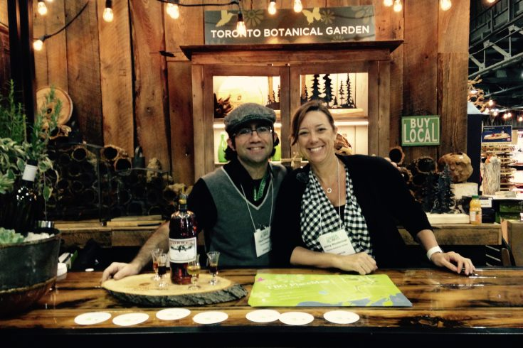 TBG Launches Botanical Bar at Canada Blooms