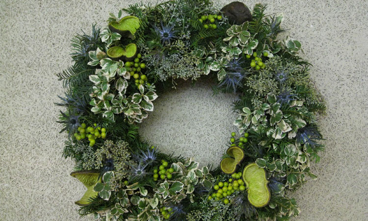 Seasonal Wreath Workshop - Monday session