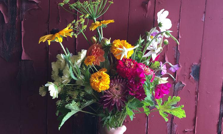 Hand-gathered Bouquet