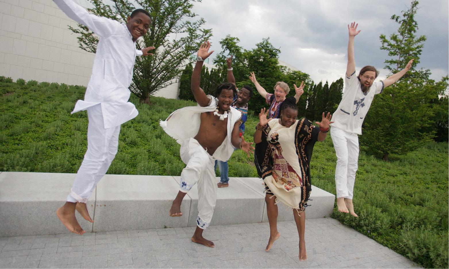 Edwards Summer Music Series: Nhapitapi & ZimSculpt Opening Night