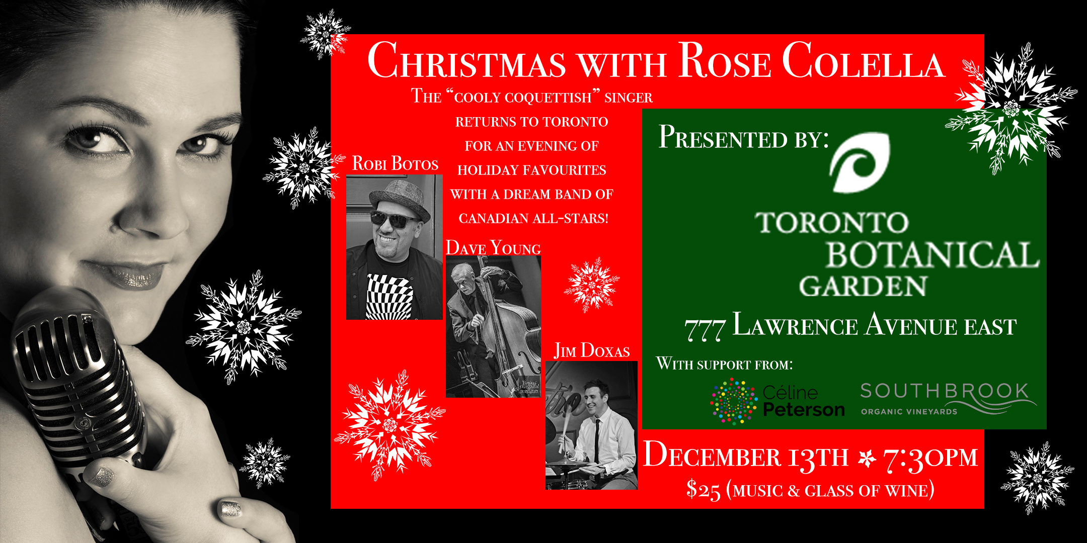 Christmas with Rose Colella