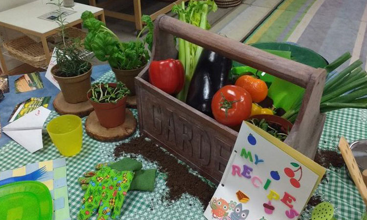 March Break: Garden-to-Table (Ages 4 to 7)