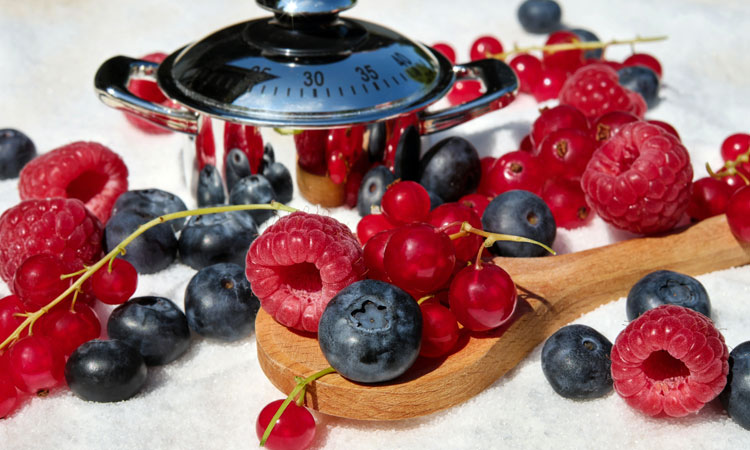 Make Your Own Mixed Berry Preserves