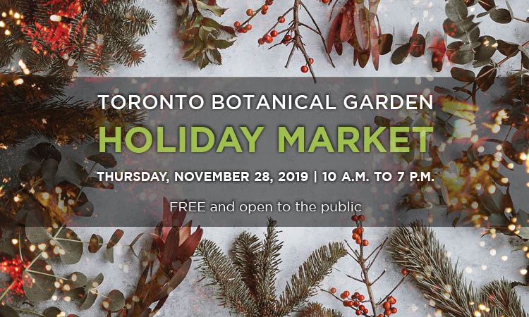 Annual TBG Holiday Market
