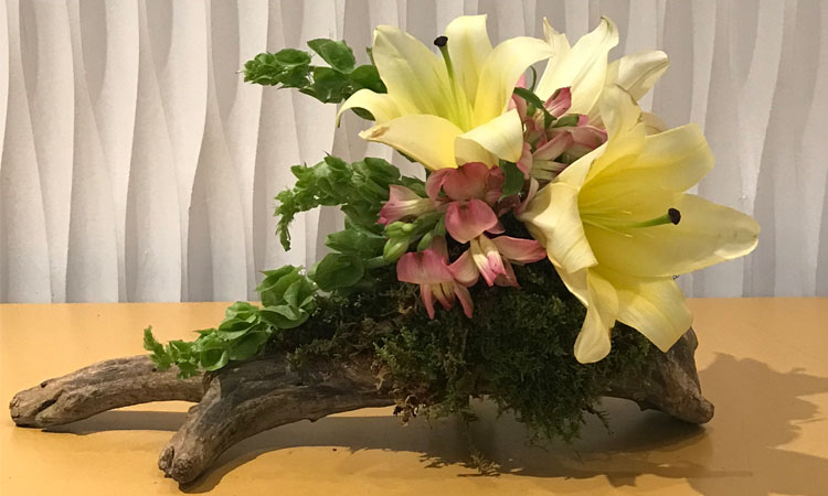 Designing with Roses, Lilies, Tropicals & Orchids