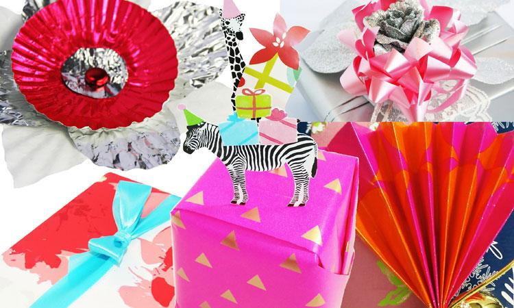 Gift Wrap Workshop