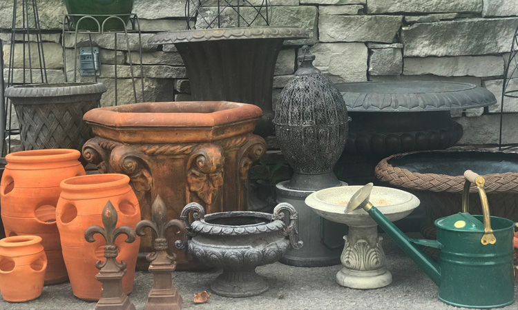 SALE | Pre-loved Garden Containers and other Treasures
