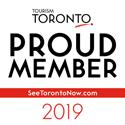 Tourism Toronto 2019